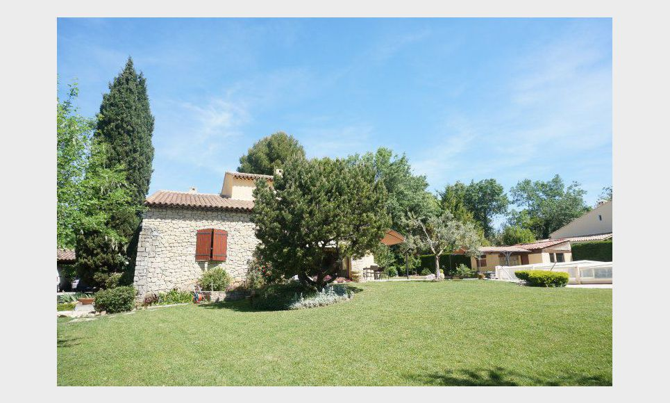Maison ind pendante avec piscine 5 min d 39 aix en provence vente maison villa aix en - Terrasse piscine hors terre aixen provence ...