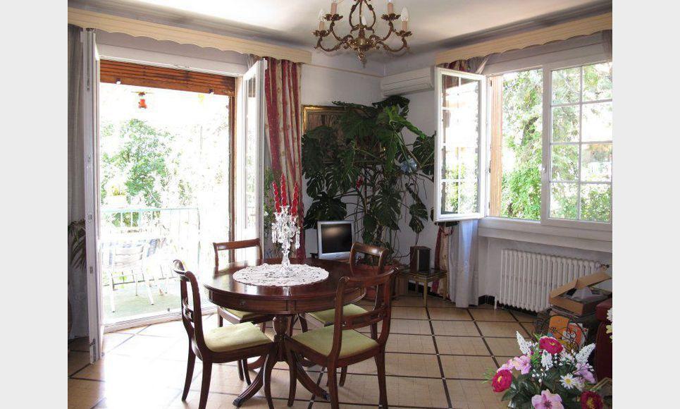Maison 147m2 avec jardin quartier du pigonnet aix en - Maison jardin toulouse aixen provence ...