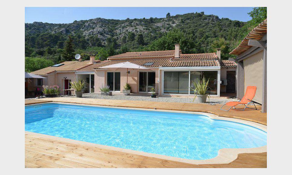 Maison ind pendante avec piscine 15min d 39 aix en provence - Piscine d aix en provence ...