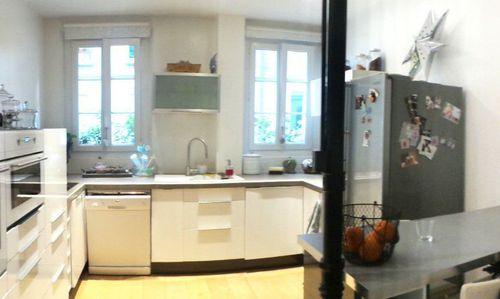 Immobilier sur Paris : Appartement de 3 pieces