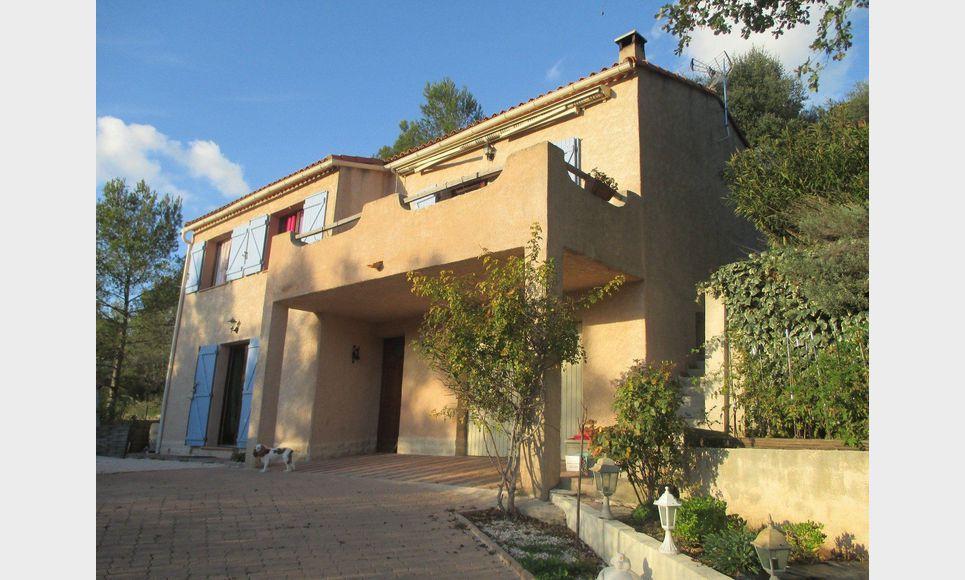Villa 120m2 avec jardin le val vente maison villa le for Jardin 120m2