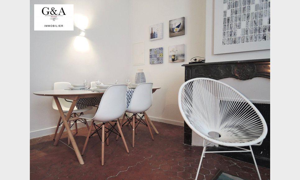 Rue d 39 italie appartement de type 3 standing et meubl location appartement aix en provence - Appartement meuble aix en provence ...