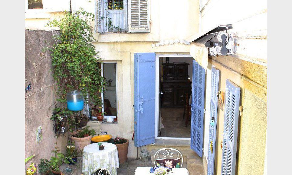 Grand t2 3 jardin meubl quartier mazarin location - Le bon coin aix en provence meuble ...