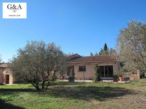 Immobilier sur Aix-en-Provence : Maison - Villa de 3 pieces