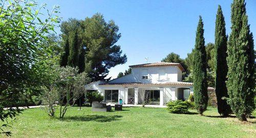 Immobilier sur Aix-en-Provence : Maison - Villa de 5 pieces
