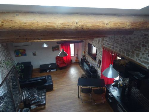 Immobilier sur Camps-la-Source : Appartement de 3 pieces