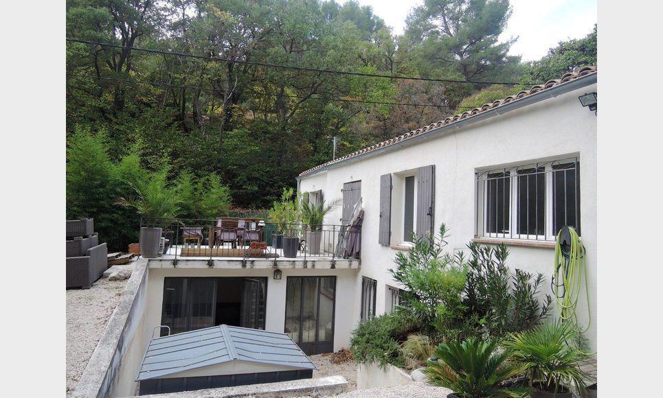 Aix en provence maison 3 4pi ces 90m2 avec jardin - Maison jardin toulouse aixen provence ...