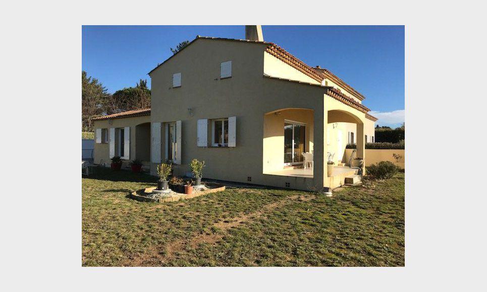 Aix en provence maison de type 5 sur jardin de 1300m2 for Vente maison gresy sur aix