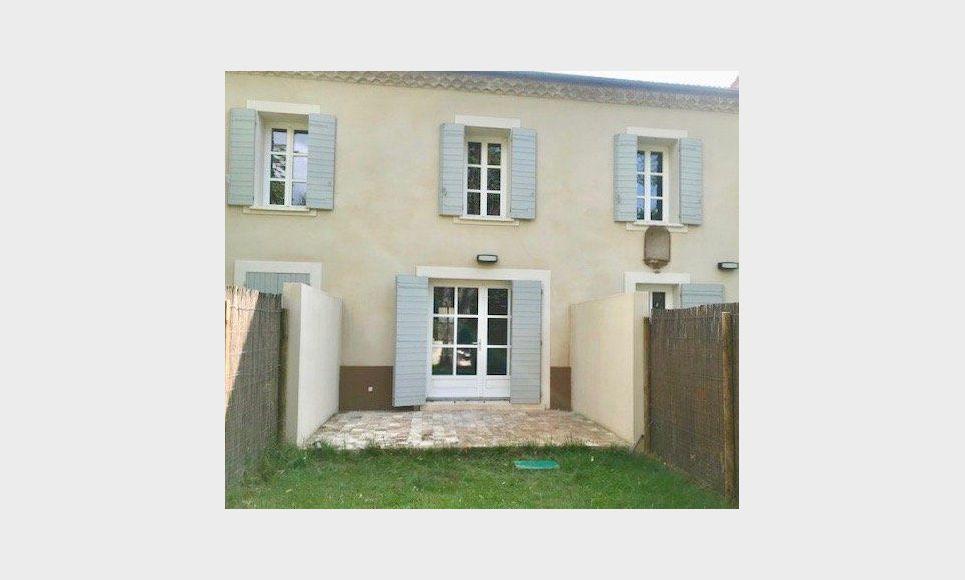 Aix en Provence - avec jardin  de 76 m2 clos : Photo 2