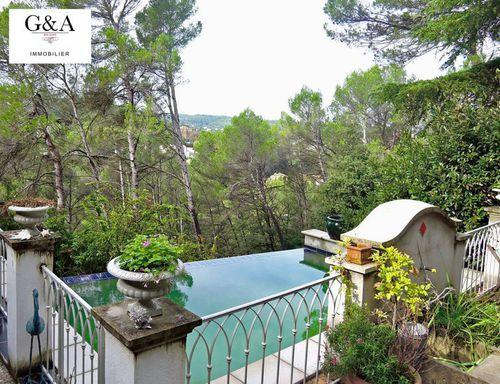 Immobilier sur Fuveau : Maison - Villa de 5 pieces