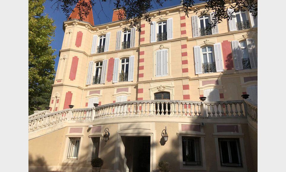 Lançon Provence - Appartement dans château