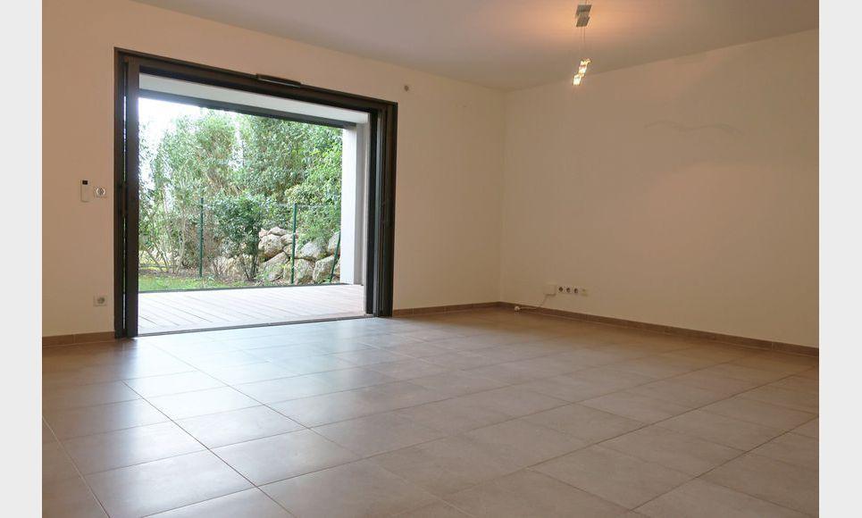 Appartement T3 avec jardin, terrasse et parking - Aix Sud : Photo 1