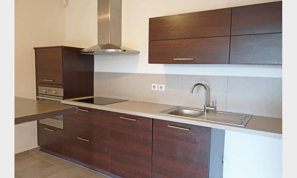 Appartement T3 avec jardin, terrasse et parking - Aix Sud : Photo 3