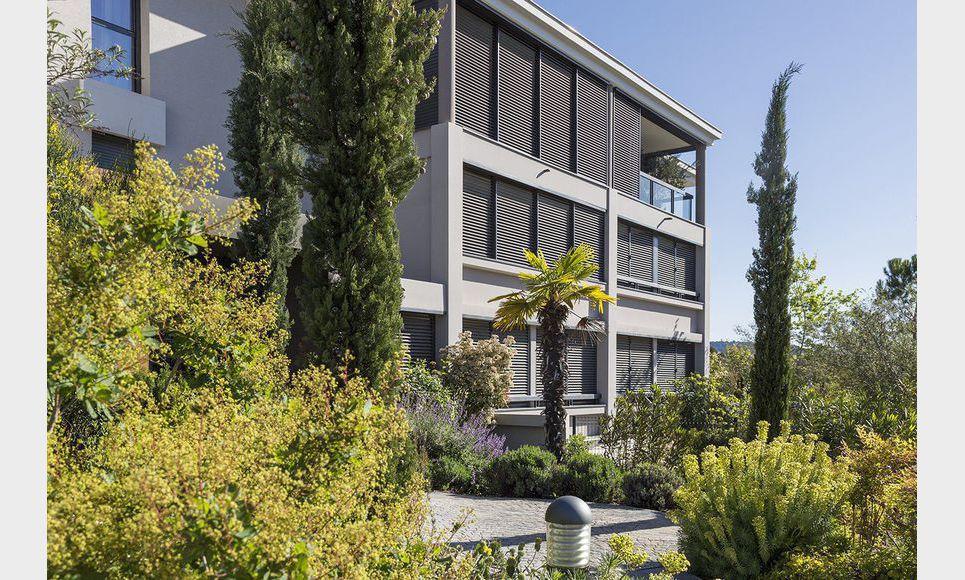 Appartement T3 avec jardin, terrasse et parking - Aix Sud