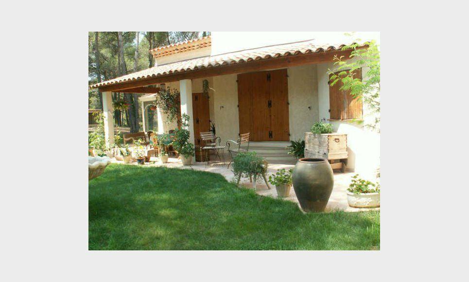 Très belle villa de 220m2 à Ventabren sur 5792m2 de terrain : Photo 4