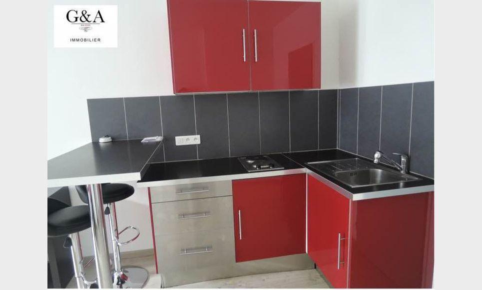 Appartement T2 meublé centre-ville Rotonde : Photo 1