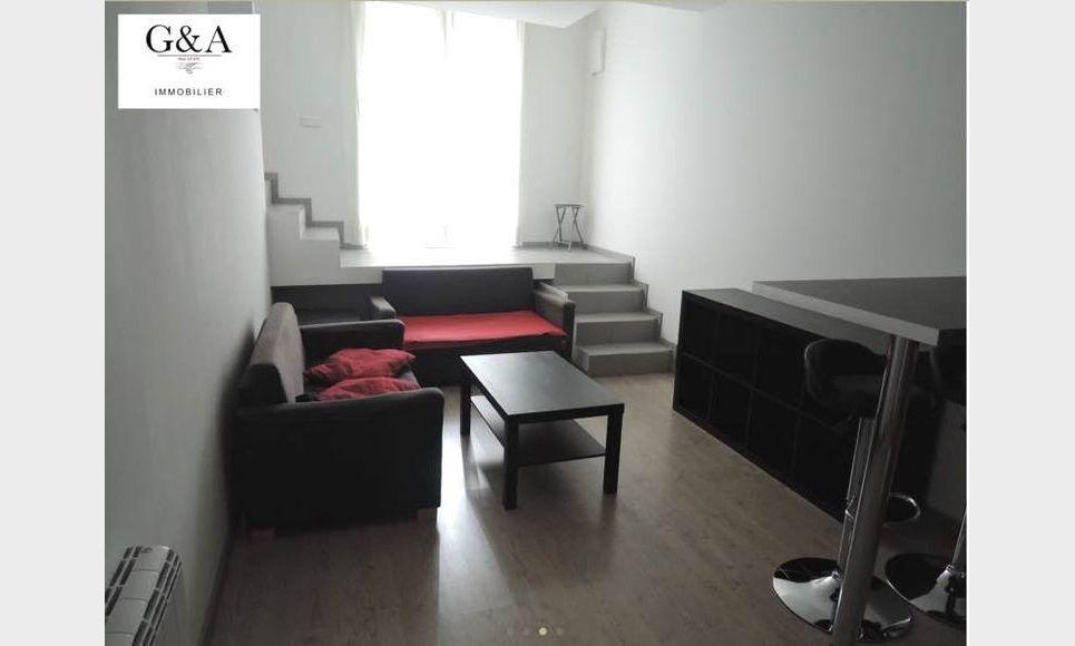 Appartement T2 meublé centre-ville Rotonde : Photo 2