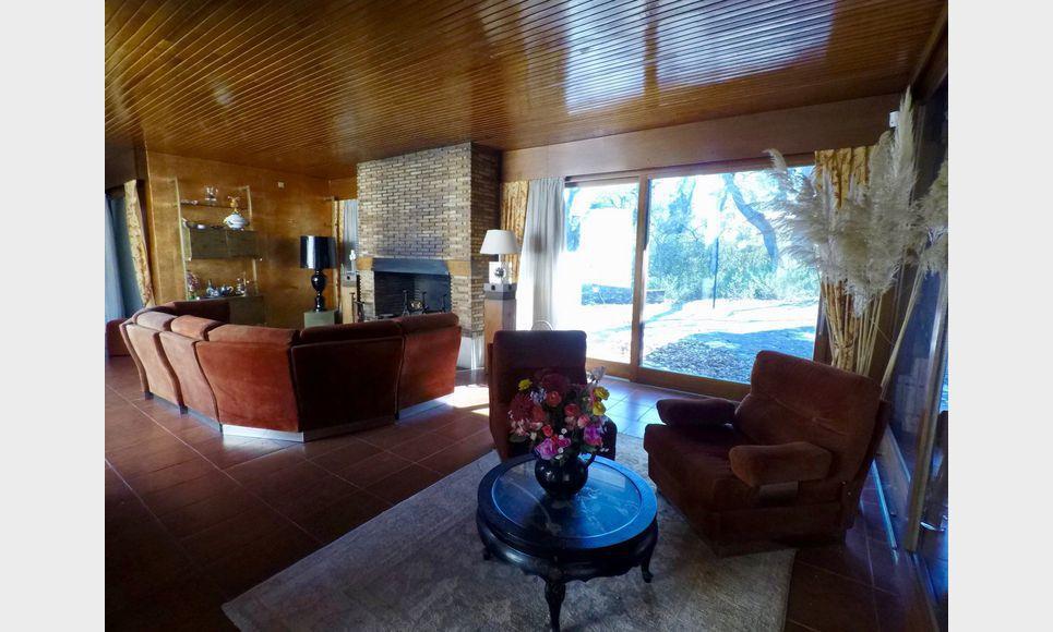 Villa d'architecte toit terrasse T6 261,55m2 sur 6700m2 : Photo 3