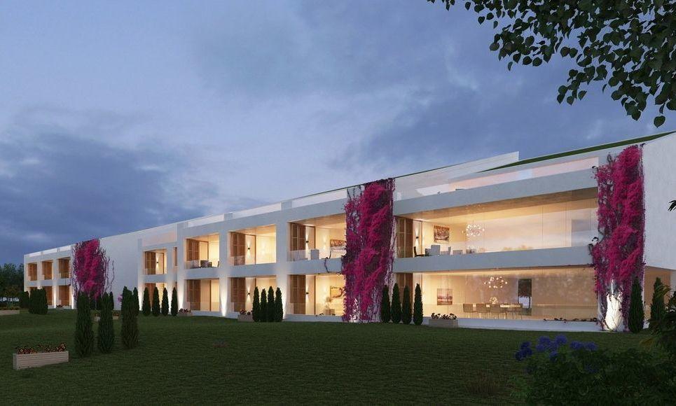 Programme neuf, appartement de grand standing avec terrasse, : Photo 1