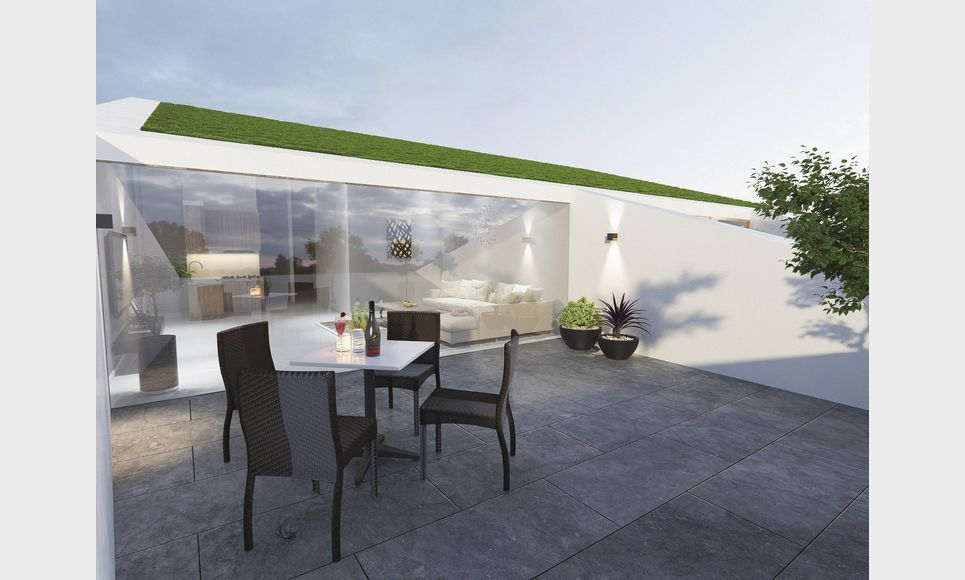 Programme neuf, appartement de grand standing avec terrasse, : Photo 2