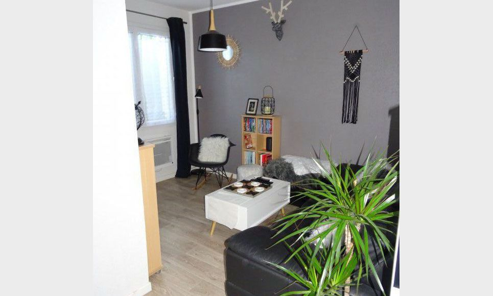 APPARTEMENT TYPE 3 AVEC JARDIN : Photo 1