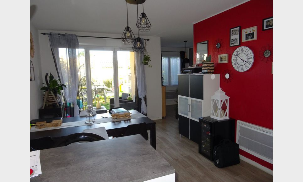 APPARTEMENT TYPE 3 AVEC JARDIN : Photo 3