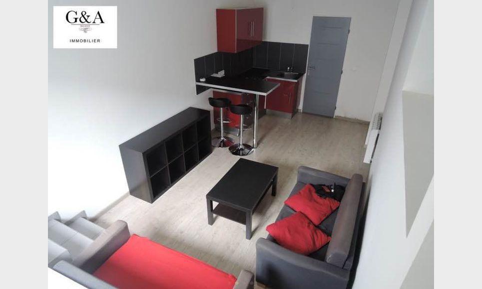 Appartement T2 meublé centre-ville Rotonde