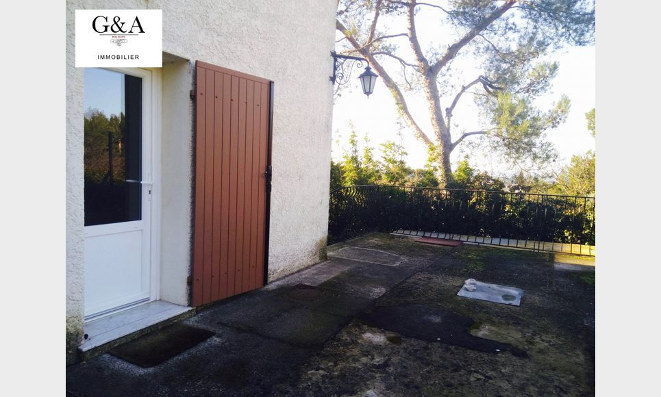 Luynes - T2/3 49m2 avec terrasse