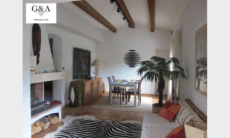 Villa T4 au calme avec piscine et garage : Photo 4