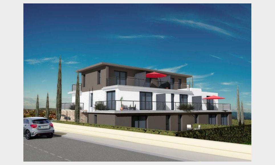 T3 duplex neuf avec terrasses - Pertuis