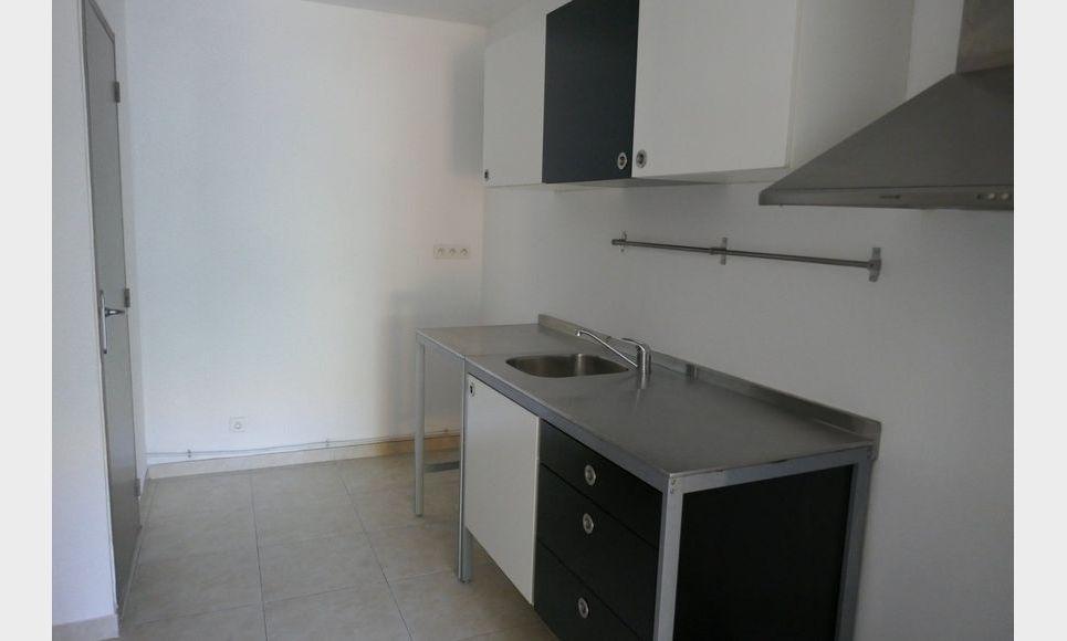 Appartement T2 50m2 avec terrasse et parking Luynes : Photo 1