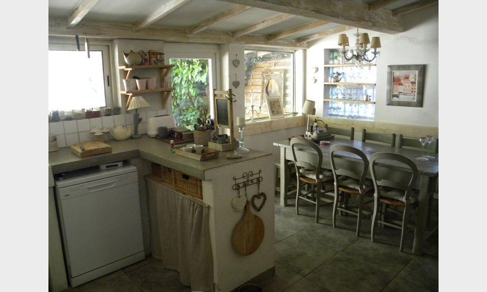 Aix en Provence - Villa T6 165m2 sur 645m2 de terrain paysag : Photo 5