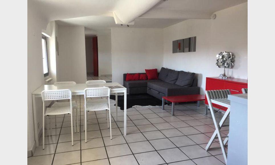 T2 meublé 55m2 + 25m2 toit terrasse : Photo 2