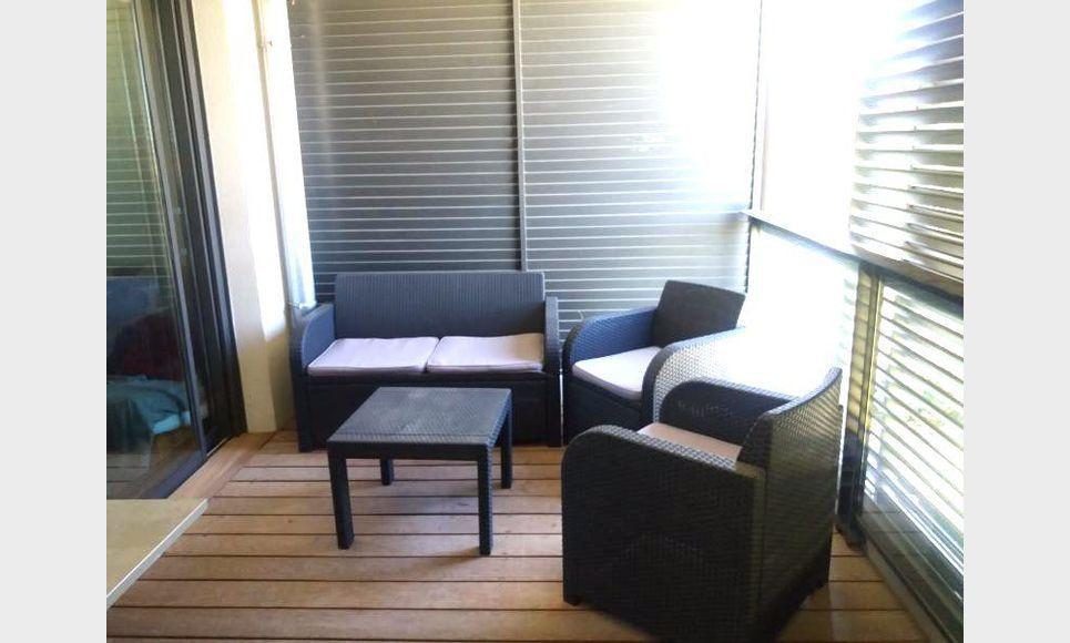 Résidence de standing avec terrasse et garage