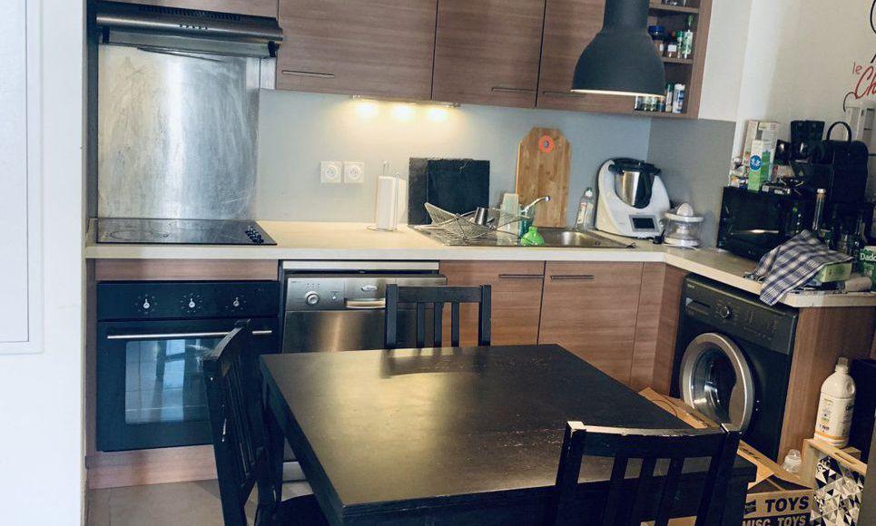 Marseille 4E arr. : T2 ds résidence avec terrasse et parking : Photo 2