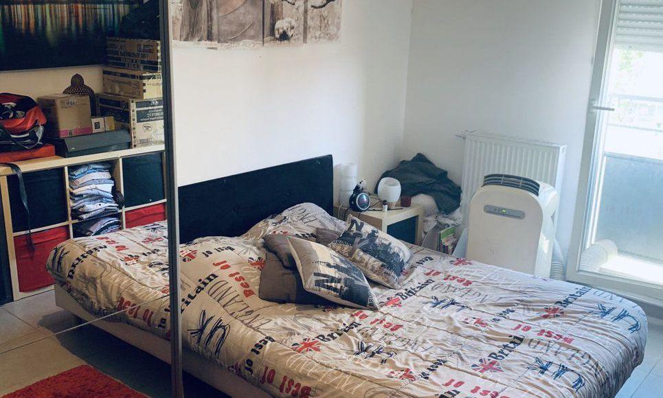 Marseille 4E arr. : T2 ds résidence avec terrasse et parking : Photo 3