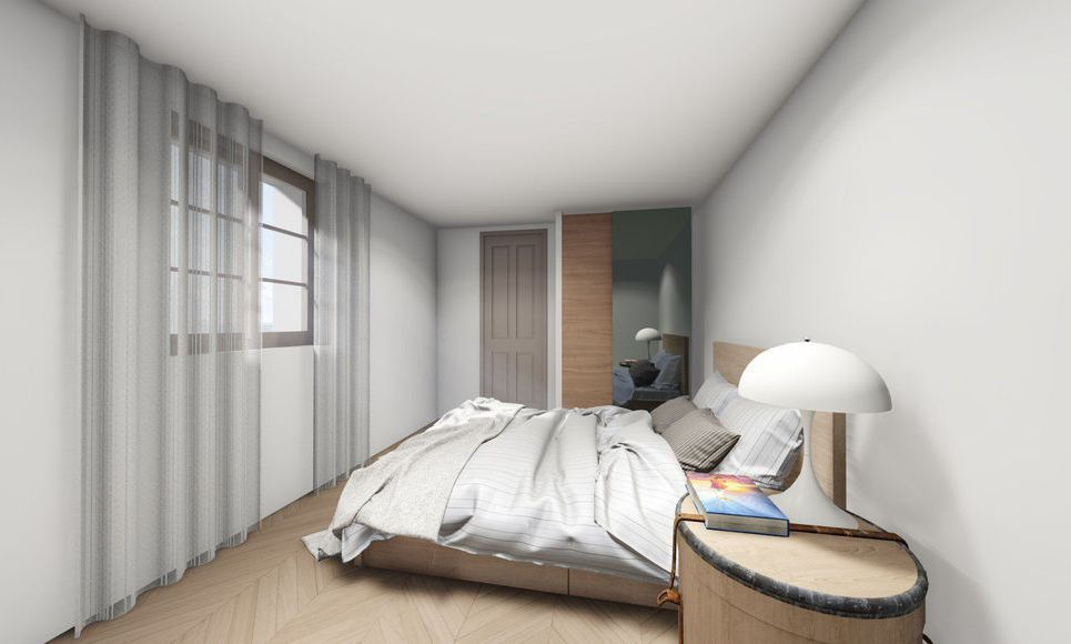 Appartement T3 45,3m2 : Photo 3