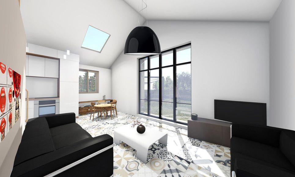 Appartement T3 45,3m2