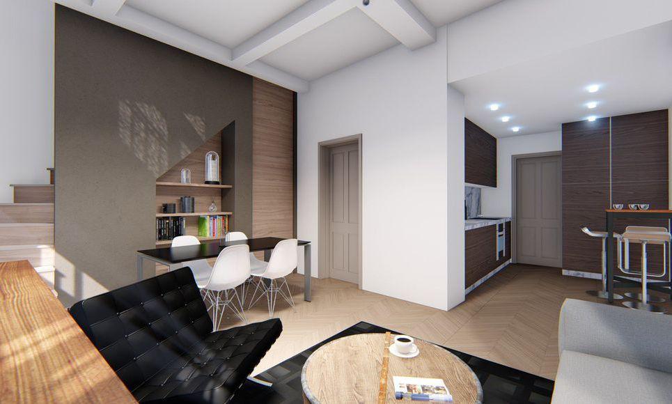 Appartement T4, 77m2 - Aix en Provence : Photo 1