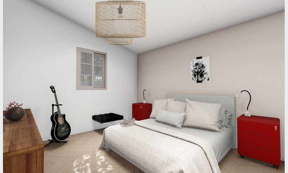 Appartement T4, 77m2 - Aix en Provence : Photo 4
