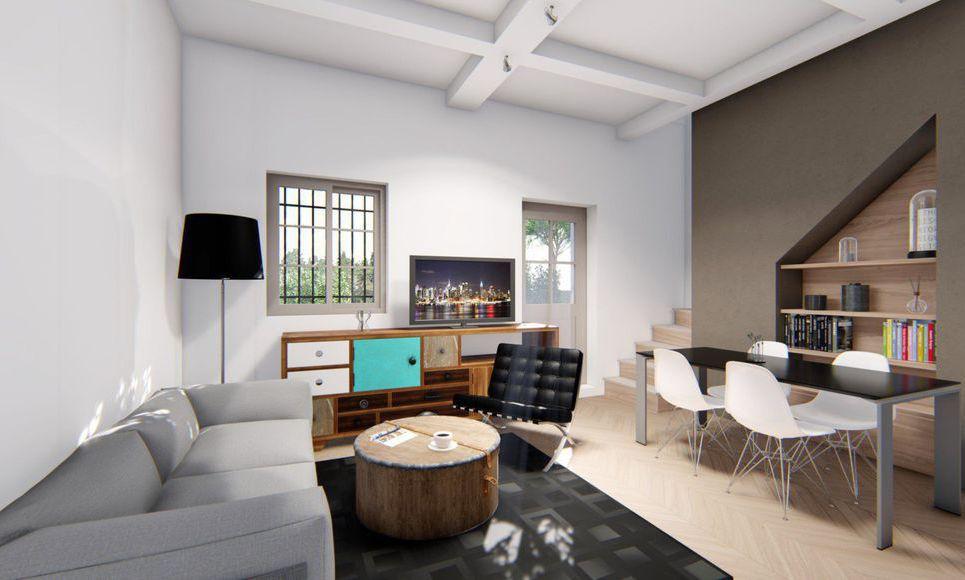 Appartement T4, 77m2 - Aix en Provence