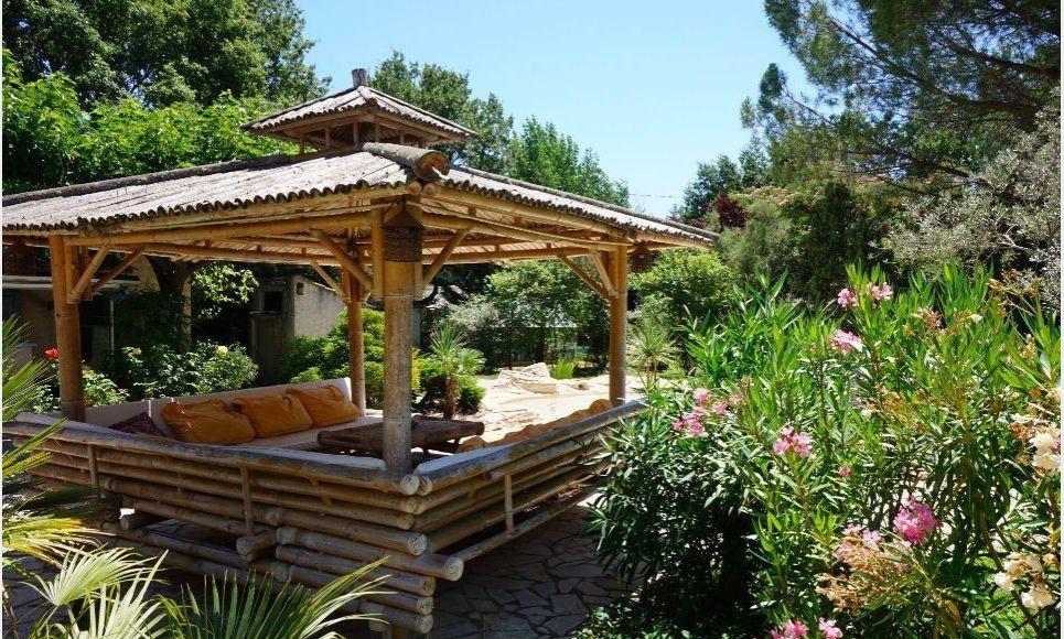 Grande propriété familiale T 7 piscine à 20 mn d'Aix en Prov : Photo 2