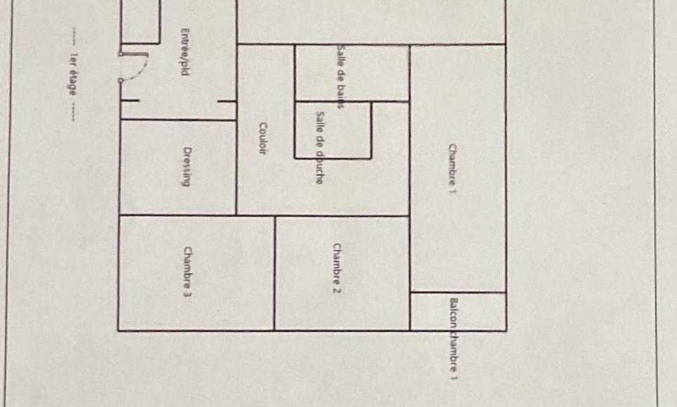 AIX LA TORSE - T4 104 m2 - Résidence avec piscine et tennis : Photo 8