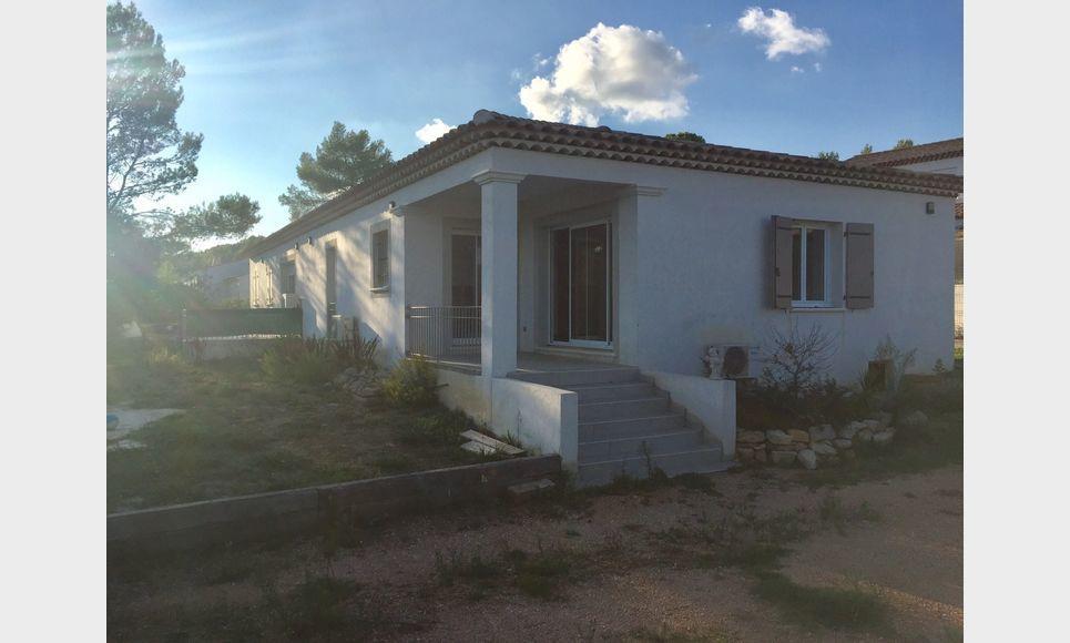 BRIGNOLES - Maison T4 avec jardin