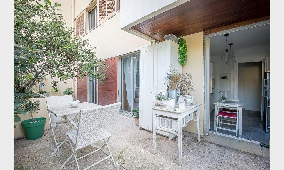 AIX CUQUES - T4 de 77,4 m2 - Terrasse privative 113,4 m2 : Photo 2