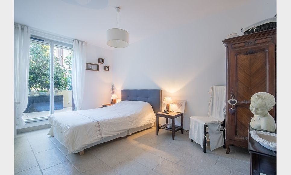 AIX CUQUES - T4 de 77,4 m2 - Terrasse privative 113,4 m2 : Photo 6