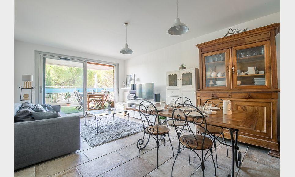 AIX CUQUES - T4 de 77,4 m2 - Terrasse privative 113,4 m2