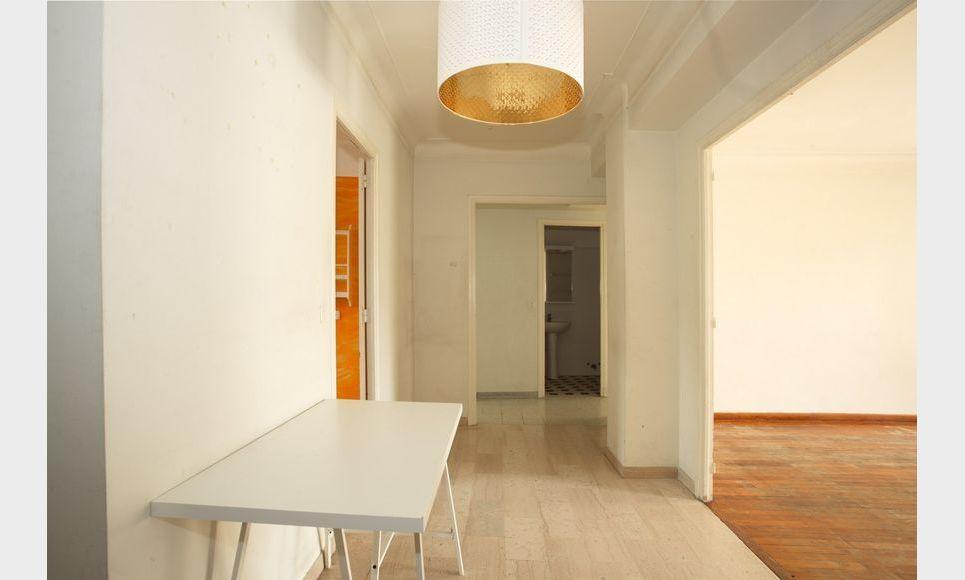 AIX HAUT DE SAINT JÉRÔME - T4 de 96,4 m2 - Balcon : Photo 1