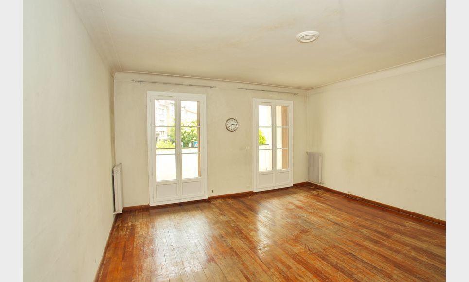 AIX HAUT DE SAINT JÉRÔME - T4 de 96,4 m2 - Balcon : Photo 3