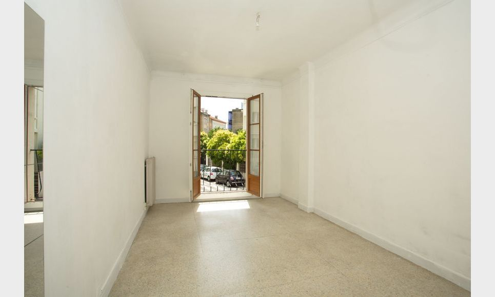 AIX HAUT DE SAINT JÉRÔME - T4 de 96,4 m2 - Balcon : Photo 4